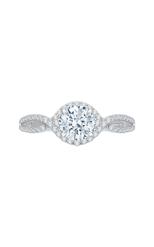 Shah Luxury Carizza Engagement ring CA0110EK-37W-1.00 product image