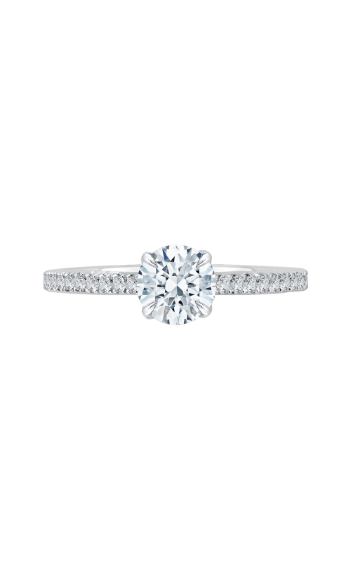 Shah Luxury Carizza Engagement ring CA0116E-37WY-1.00 product image