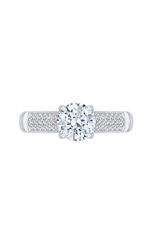Shah Luxury Carizza Engagement ring CA0130EK-37W product image