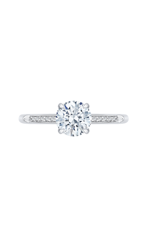Shah Luxury Carizza Engagement ring CA0131E-37W product image