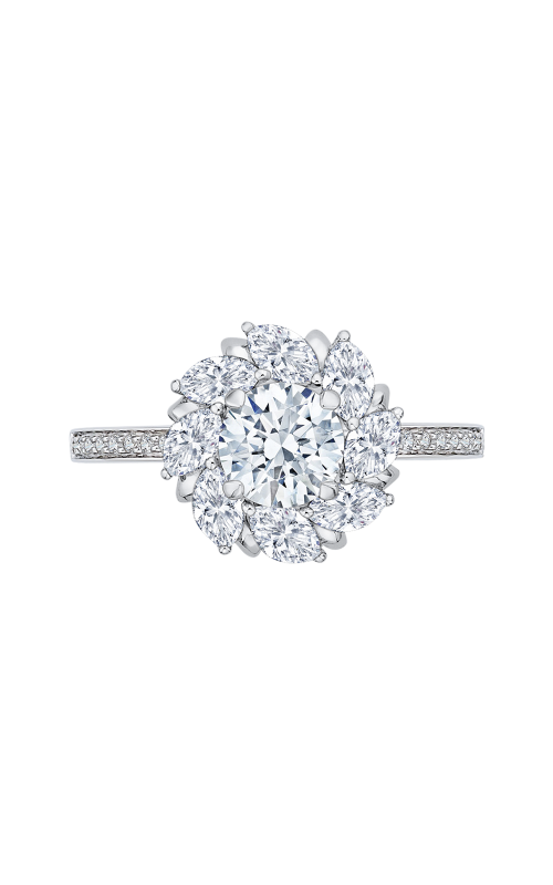 Shah Luxury Carizza Engagement ring CA0140EH-37W product image