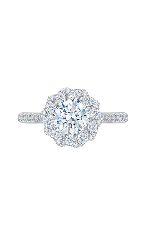 Shah Luxury Carizza Engagement ring CA0141EH-37W product image