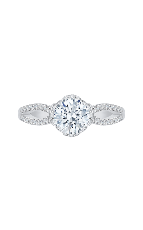 Shah Luxury Carizza Engagement ring CA0146E-37W product image