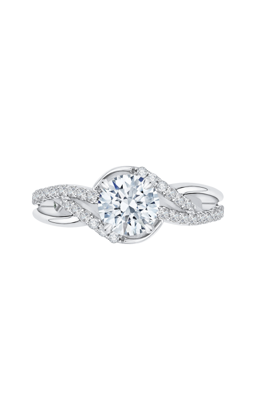 Shah Luxury Carizza Engagement ring CA0149EH-37W product image