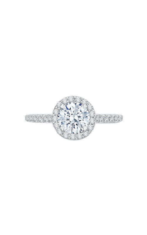 Shah Luxury Carizza Engagement ring CA0153EQ-37W product image
