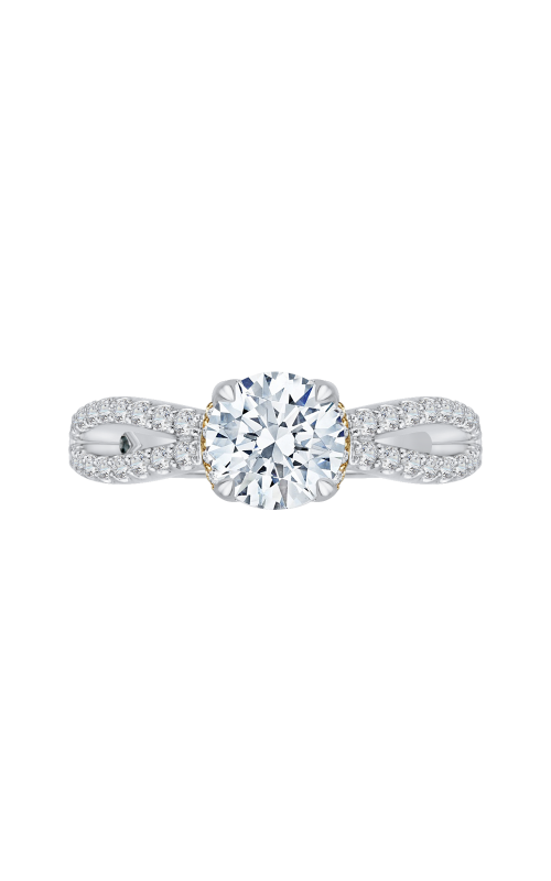 Shah Luxury Carizza Engagement ring CA0154EH-37WY product image