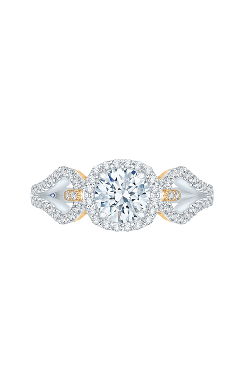 Shah Luxury Carizza Engagement ring CA0155EH-37WY product image