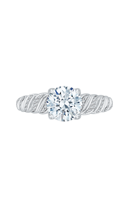 Shah Luxury Carizza Engagement ring CA0158EH-37W-1.50 product image