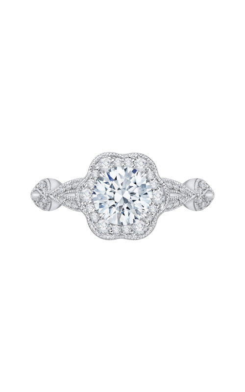 Shah Luxury Carizza Engagement ring CA0160EQ-37W product image