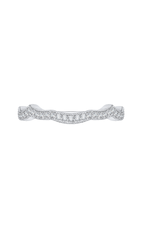 Shah Luxury Carizza Wedding band CA0160BQ-37W product image