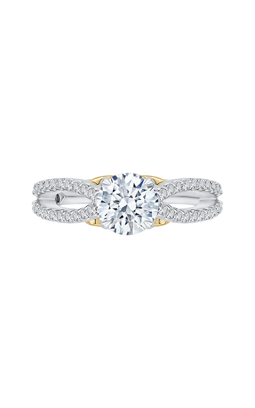 Shah Luxury Carizza Engagement ring CA0169EH-37WY product image