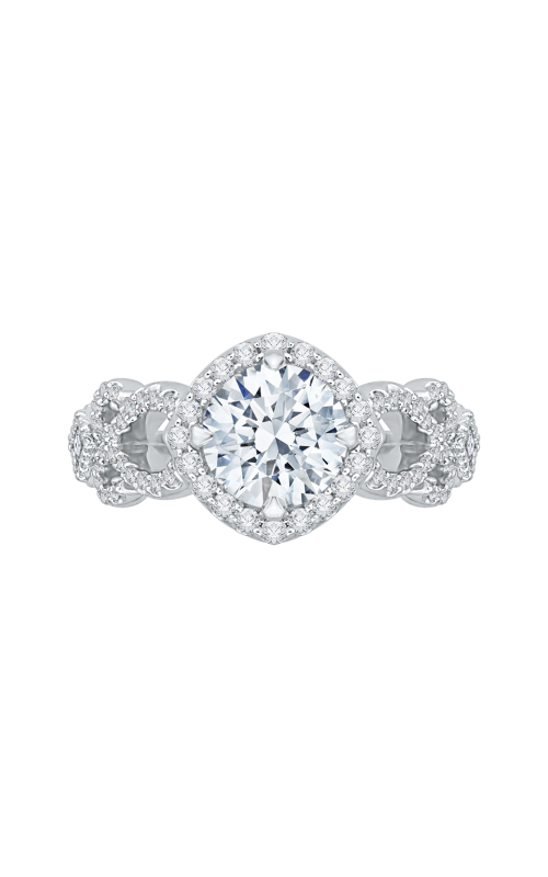 Shah Luxury Carizza Engagement ring CA0170EH-37WY-1.50 product image
