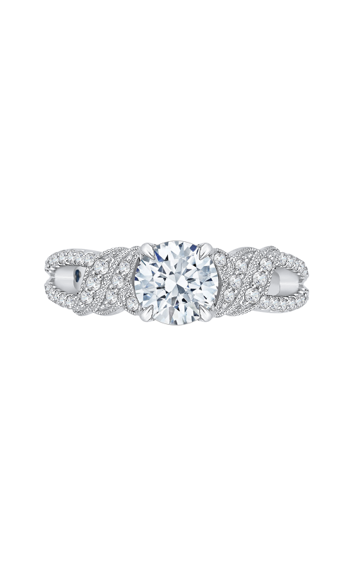 Shah Luxury Carizza Engagement ring CA0172EH-37W product image