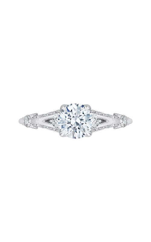 Shah Luxury Carizza Engagement ring CA0176EH-37W product image