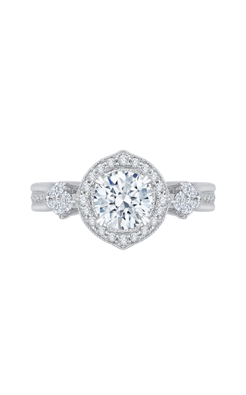 Shah Luxury Carizza Engagement ring CA0178E-37W product image