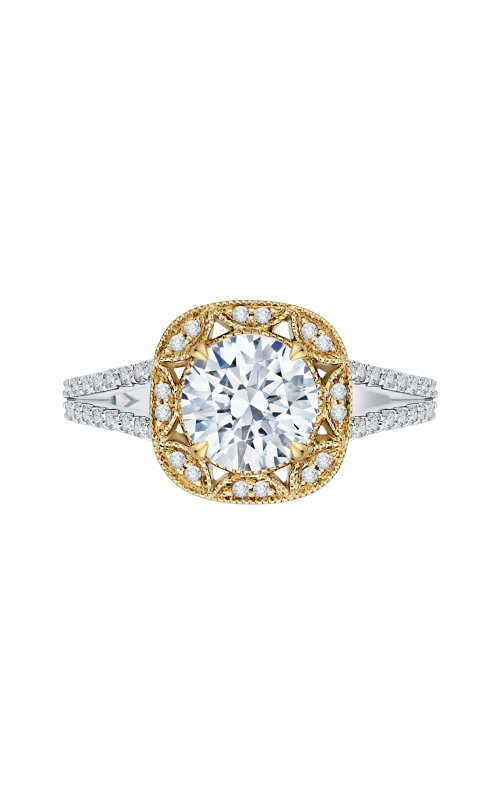 Shah Luxury Carizza Engagement ring CA0180EH-37WY-1.50 product image