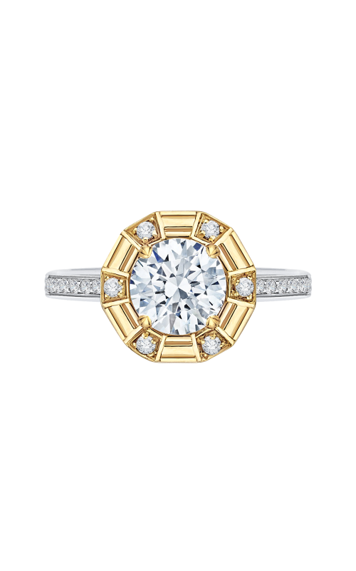 Shah Luxury Carizza Engagement ring CA0182EH-37WY-1.50 product image