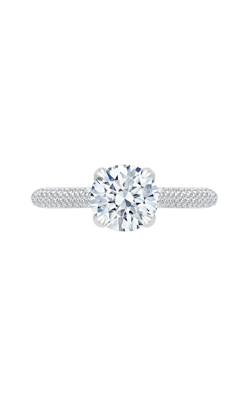 Shah Luxury Carizza Engagement ring CA0185EQ-37W-1.50 product image