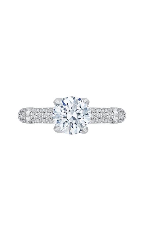 Shah Luxury Carizza Engagement ring CA0187EYLQK-37W-1.50 product image