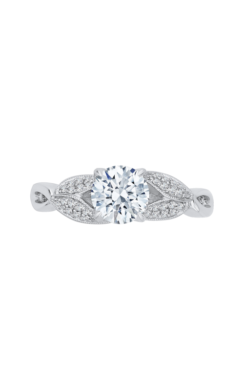 Shah Luxury Carizza Engagement ring CA0188E-37W product image