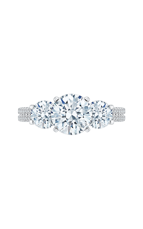 Shah Luxury Carizza Engagement ring CA0190EH-37W-1.75 product image