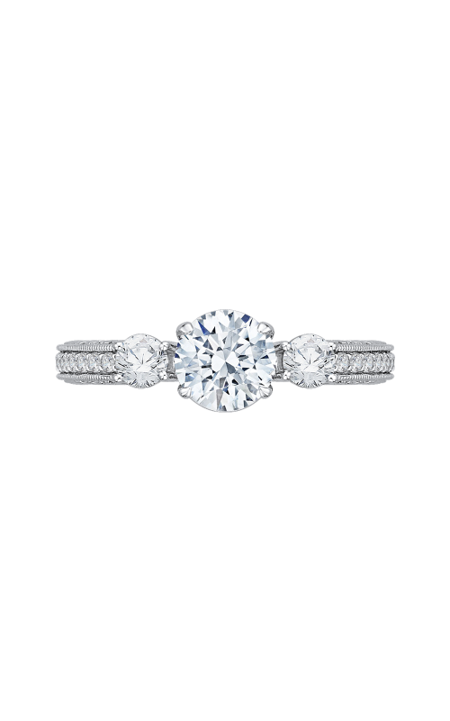 Shah Luxury Carizza Engagement ring CA0192EQ-37W-1.00 product image