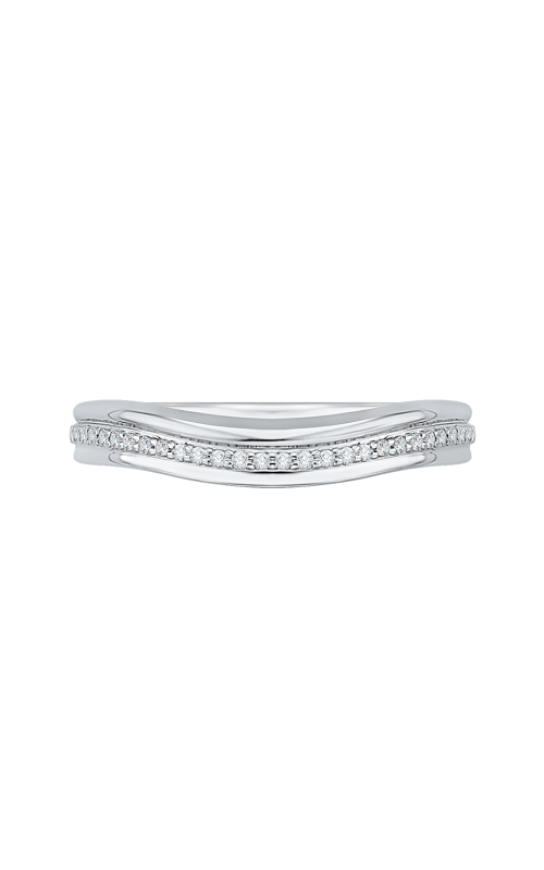 Shah Luxury Carizza Wedding band CA0178BK-37W product image