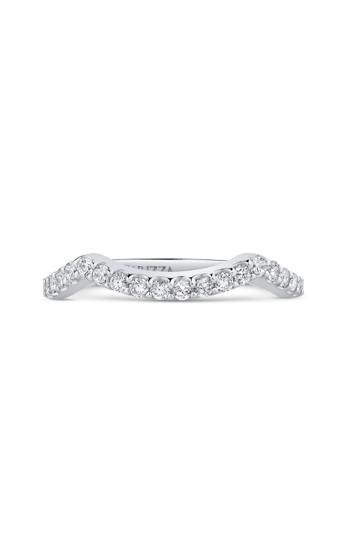 Shah Luxury Carizza Wedding band CA0231BQ-37W-2.00 product image