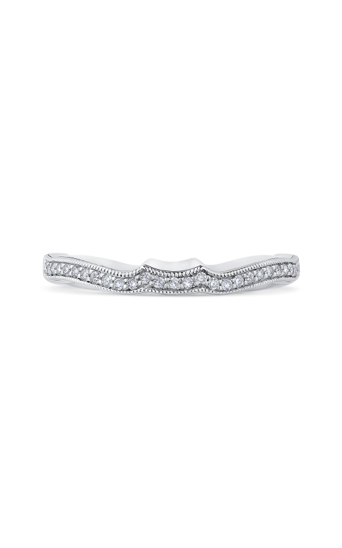 Shah Luxury Carizza Wedding band CA0234BH-37W-1.00 product image