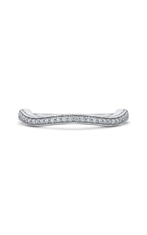 Shah Luxury Carizza Wedding band CA0242BH-37W-1.00 product image
