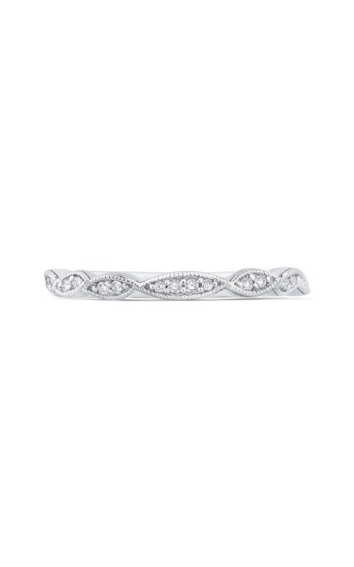 Shah Luxury Carizza Wedding band CA0259BHK-37W-1.00 product image