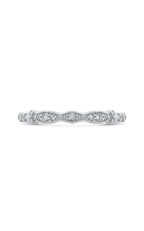 Shah Luxury Carizza Wedding band CA0263BH-37W-1.00 product image