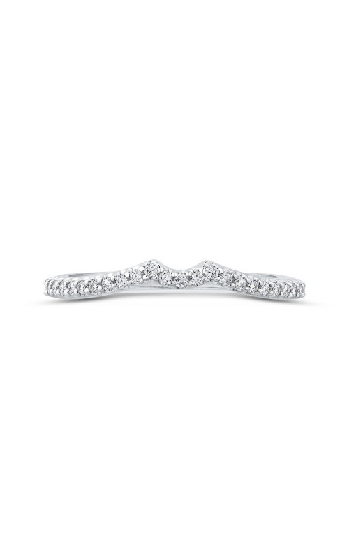 Shah Luxury Carizza Wedding band CA0267BQ-37W product image