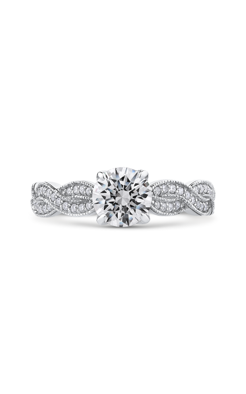 Shah Luxury Carizza Engagement ring CA0228EQ-37W product image