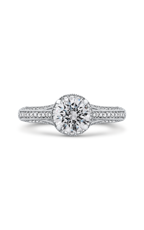 Shah Luxury Carizza Engagement ring CA0229EH-37W product image