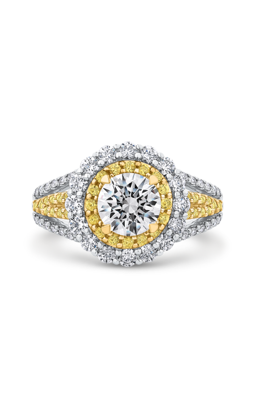 Shah Luxury Carizza Engagement ring CA0232EHY-37WY-1.00 product image