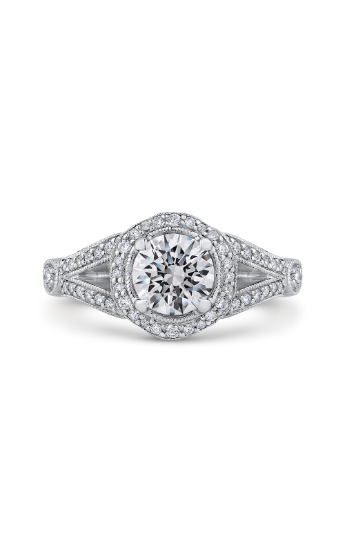 Shah Luxury Carizza Engagement ring CA0234EH-37W-1.00 product image