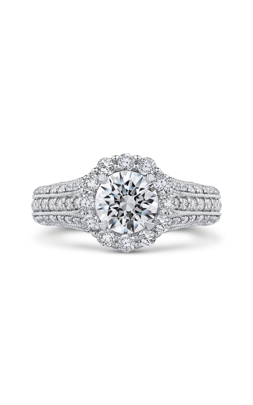 Shah Luxury Carizza Engagement ring CA0237E-37W-1.00 product image