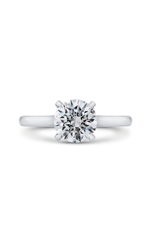 Shah Luxury Carizza Engagement ring CA0240E-37W-.75 product image