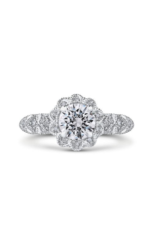 Shah Luxury Carizza Engagement ring CA0255EH-37W-1.00 product image