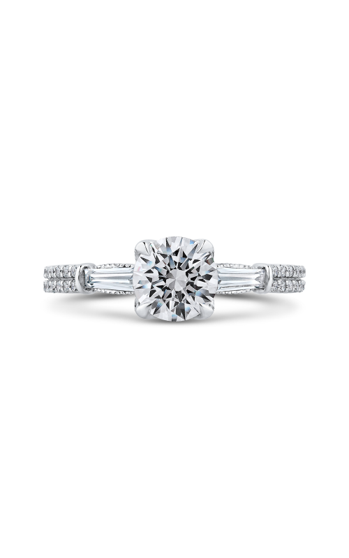 Shah Luxury Carizza Engagement ring CA0256EHK-37W-1.00 product image