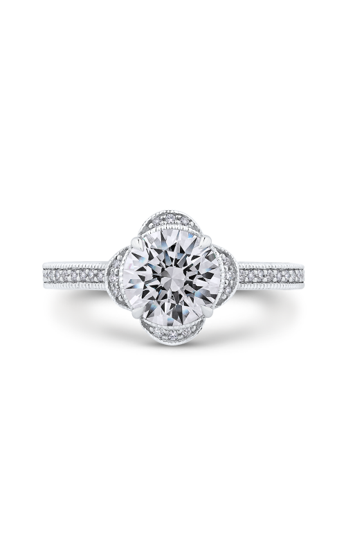 Shah Luxury Carizza Engagement ring CA0257EH-37W-1.50 product image