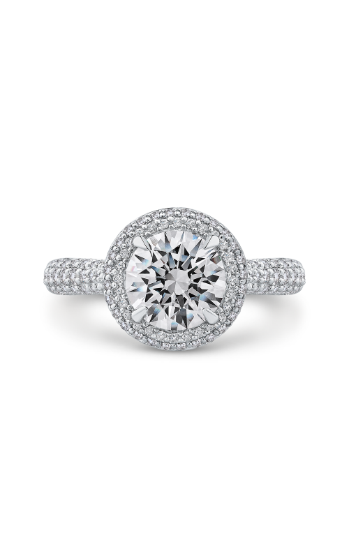 Shah Luxury Carizza Engagement ring CA0266EHK-37W-1.50 product image