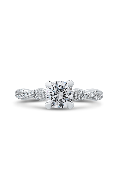 Shah Luxury Carizza Engagement ring CA0269EQ-37W-1.00 product image