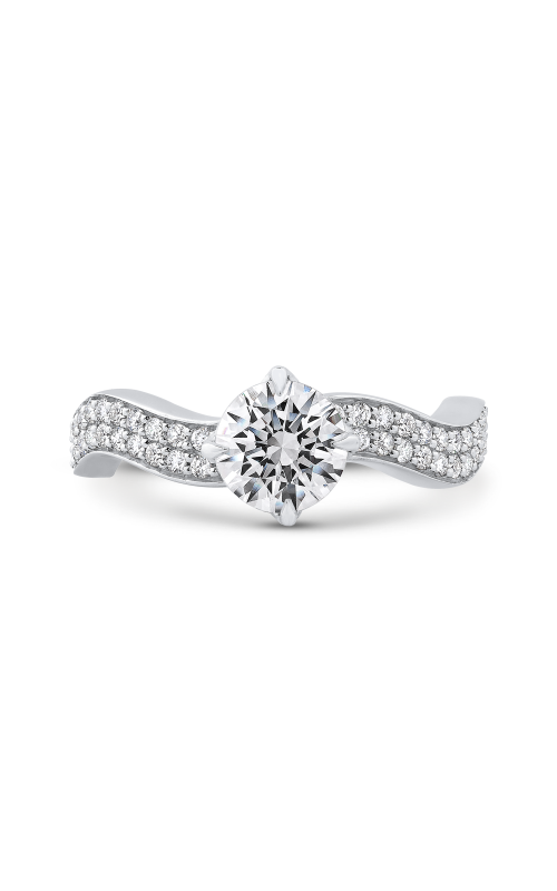 Shah Luxury Carizza Engagement ring CA0272EK-37W-1.00 product image