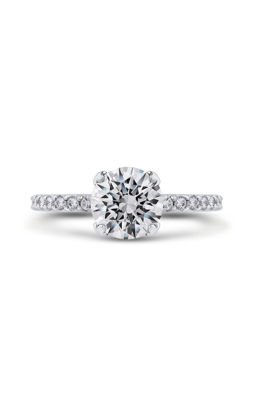 Shah Luxury Carizza Engagement ring CA0276EQK-37W-1.50 product image