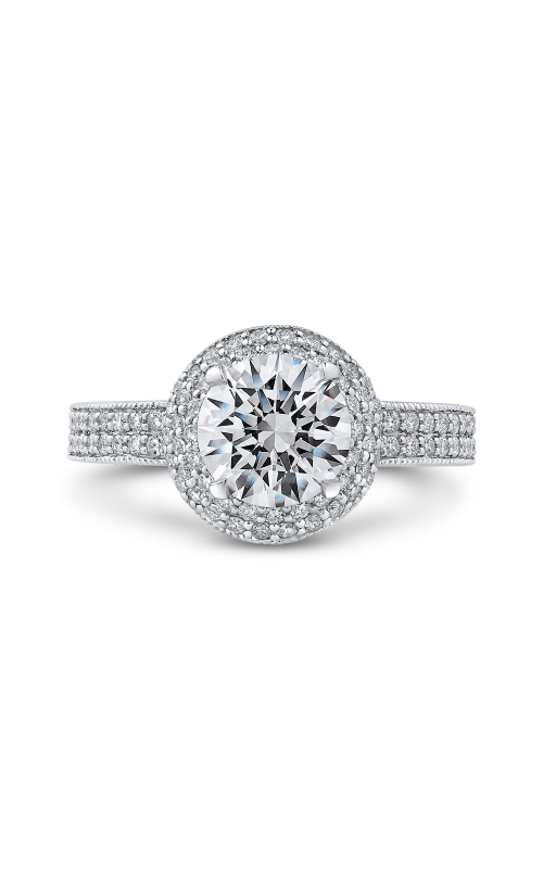 Shah Luxury Carizza Engagement ring CA0277EH-37W-1.50 product image