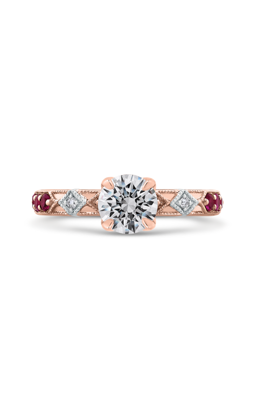 Shah Luxury Carizza Engagement ring CA0285E-R37WP product image