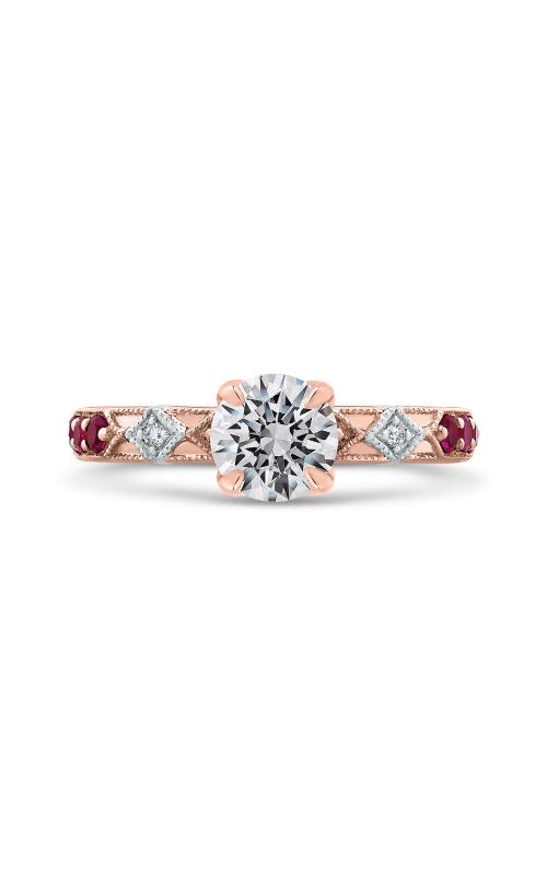 Shah Luxury Carizza Engagement ring CA0285EK-R37WP product image