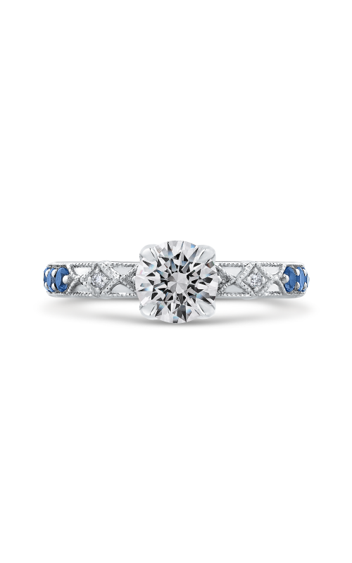 Shah Luxury Carizza Engagement ring CA0285E-S37W product image